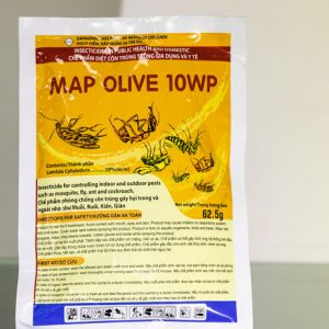 Thuốc Map Olive
